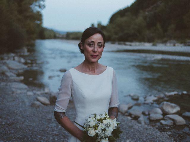 La boda de Jose Mari y Mari Jose en Boltaña, Huesca 116