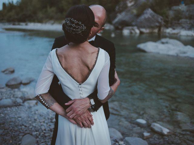 La boda de Jose Mari y Mari Jose en Boltaña, Huesca 123