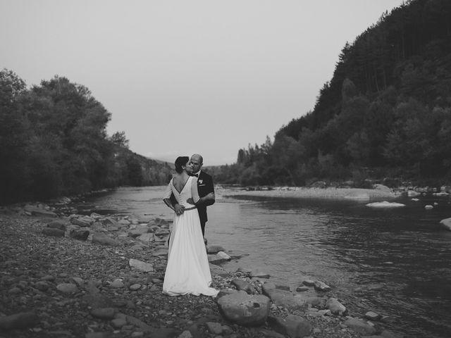 La boda de Jose Mari y Mari Jose en Boltaña, Huesca 124