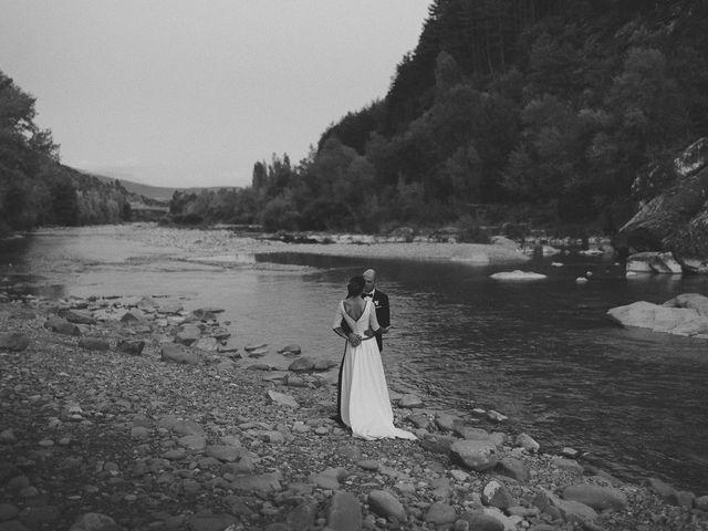 La boda de Jose Mari y Mari Jose en Boltaña, Huesca 125