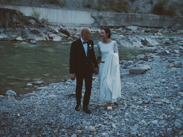 La boda de Jose Mari y Mari Jose en Boltaña, Huesca 126