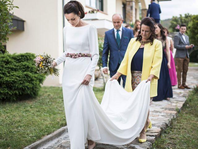 La boda de Rodrigo y Jessica en Sarreaus, Orense 15