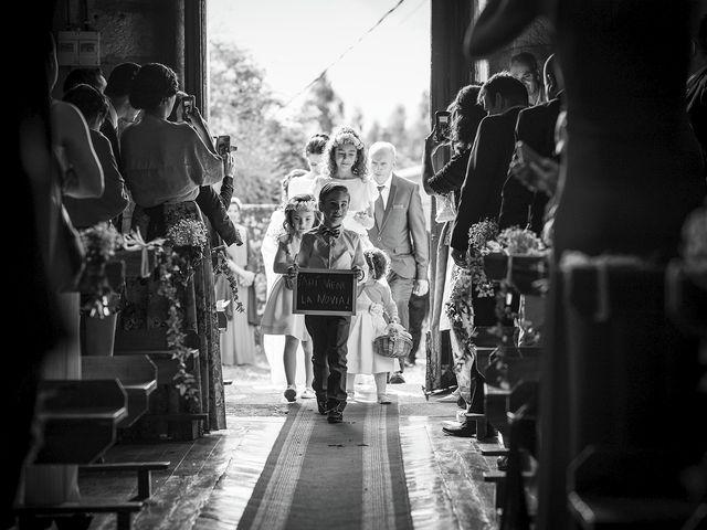 La boda de Rodrigo y Jessica en Sarreaus, Orense 18
