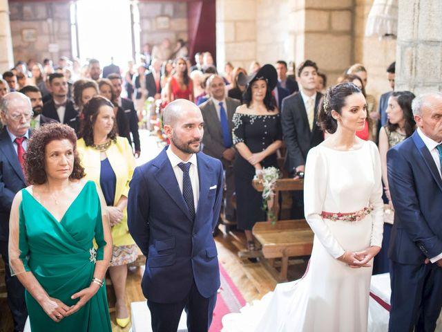 La boda de Rodrigo y Jessica en Sarreaus, Orense 20
