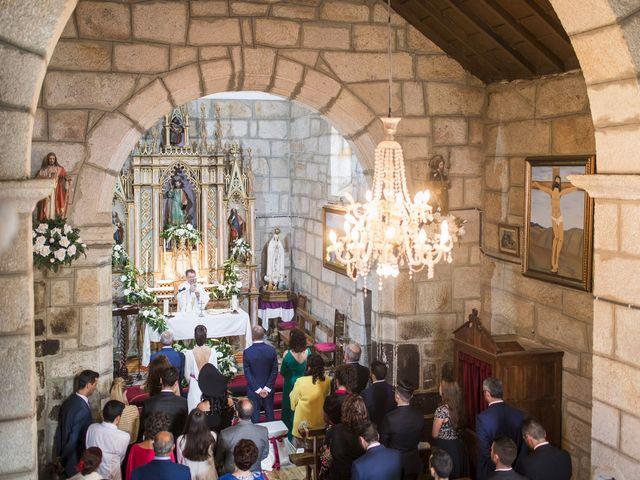 La boda de Rodrigo y Jessica en Sarreaus, Orense 25