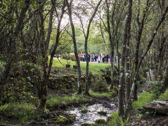 La boda de Rodrigo y Jessica en Sarreaus, Orense 2