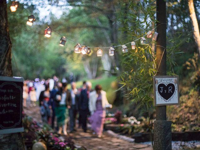 La boda de Rodrigo y Jessica en Sarreaus, Orense 42