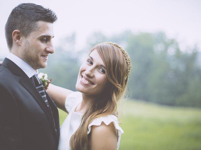 La boda de Paula y Alejo
