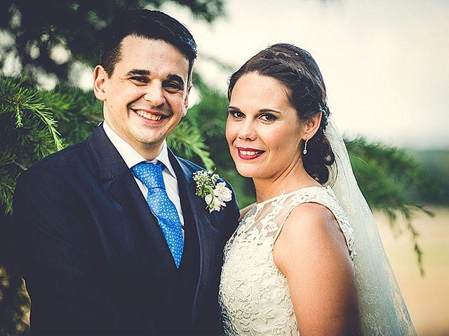 La boda de Elizabeth y Gonzalo