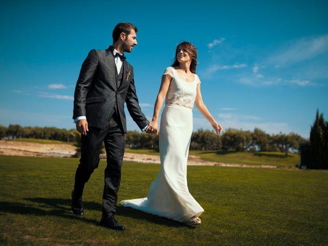 La boda de Carla y Nino