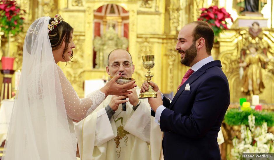 La boda de Kira y Jose María en Chiclana De La Frontera, Cádiz