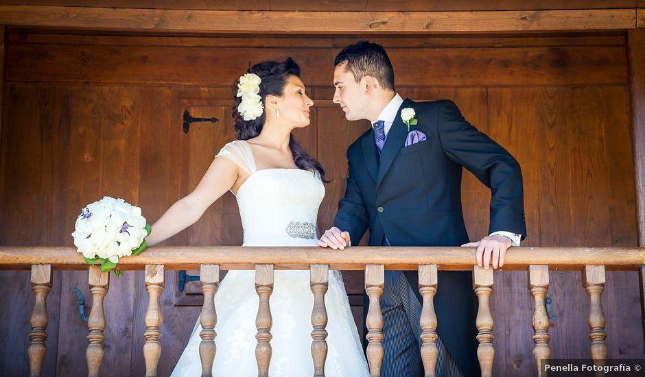 La boda de Óscar y Tamara en Guyame, Asturias