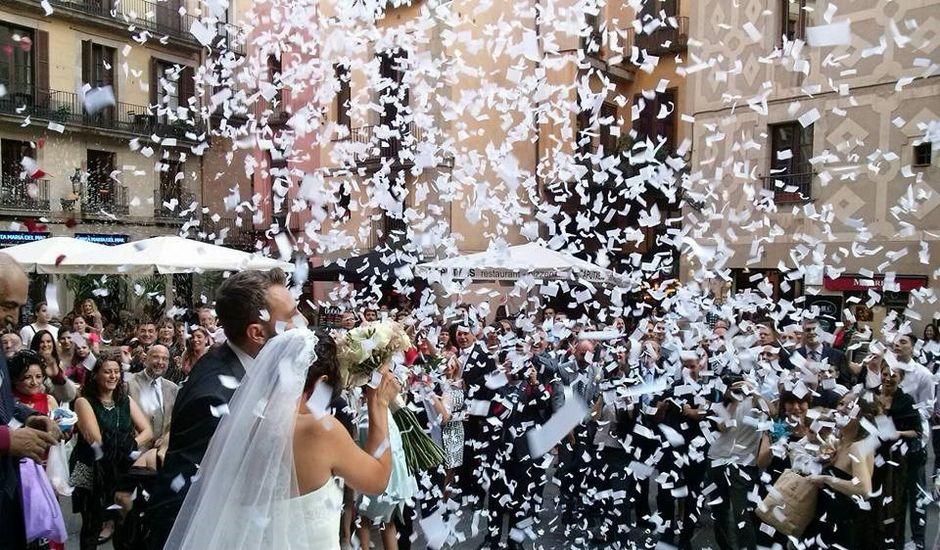 La boda de Rosa  y Vicenç en Barcelona, Barcelona