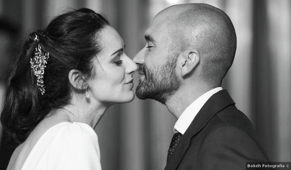 La boda de Rodrigo y Jessica en Sarreaus, Orense