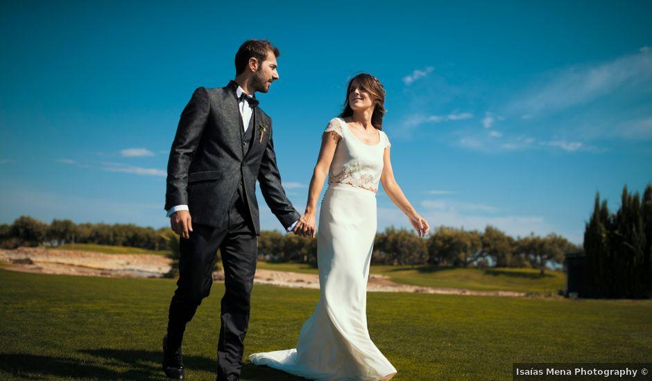 La boda de Nino y Carla en Tarragona, Tarragona