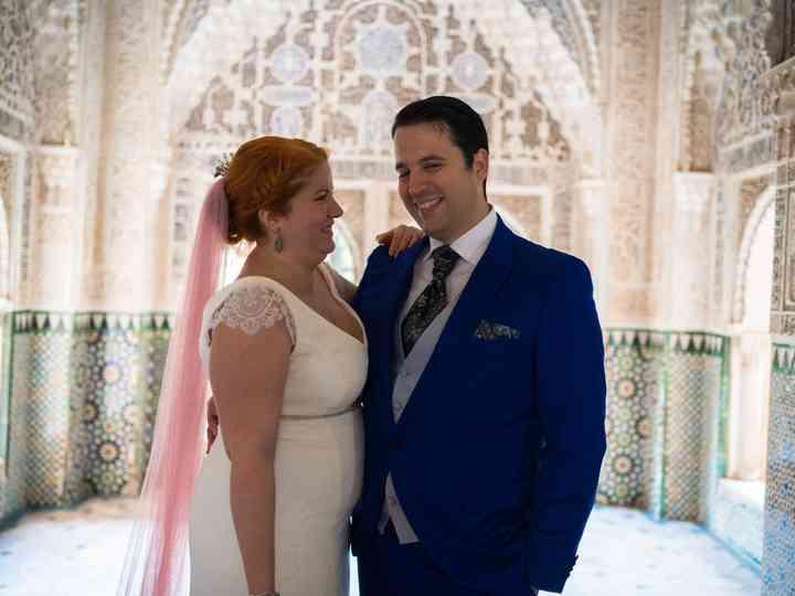 La boda de Rocío y Joaquín
