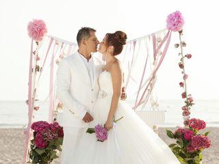 La boda de Jezabel y Fernando