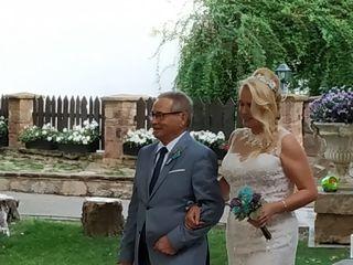 La boda de Gloria  y Toni  1