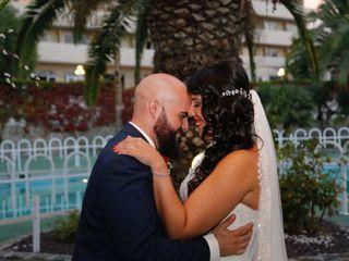 La boda de Elena y Samuel