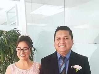 La boda de Paola y César 1
