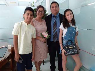 La boda de Paola y César