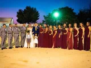 La boda de Yorman y Dacil 1