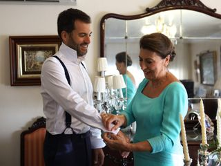 La boda de Claudia y Rafael 3