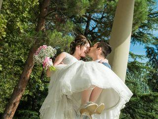 La boda de Soraya y William