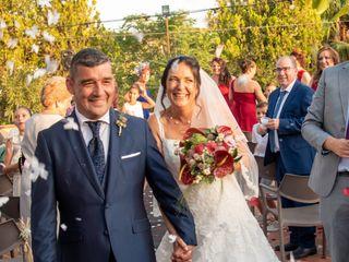La boda de Montse  y Cristian  2