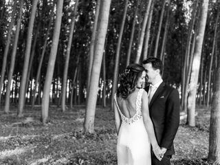 La boda de Laura y Dan 1