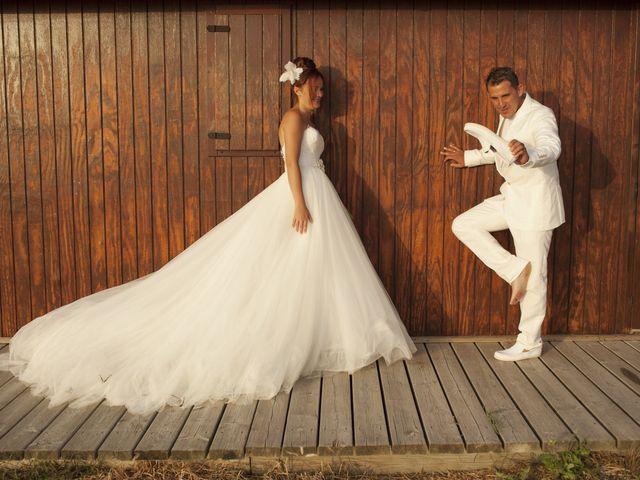 La boda de Fernando y Jezabel en Rota, Cádiz 17
