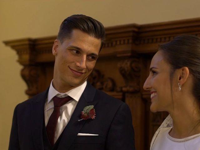 La boda de Bárbara y Alexis
