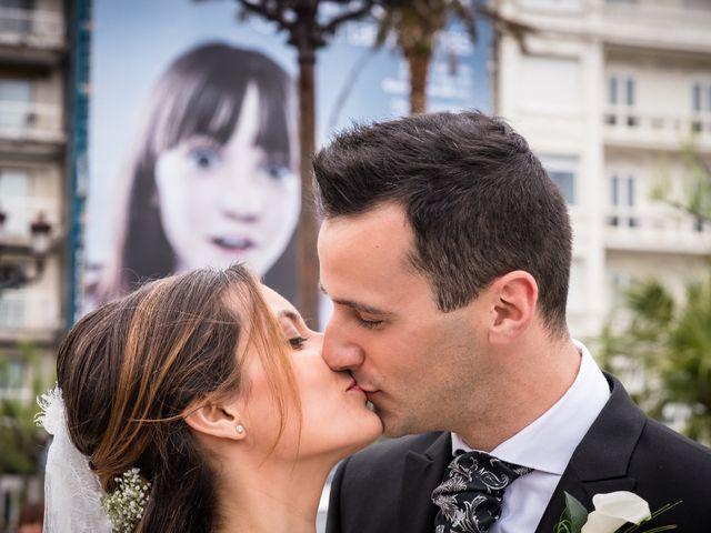 La boda de Noelia y Eber