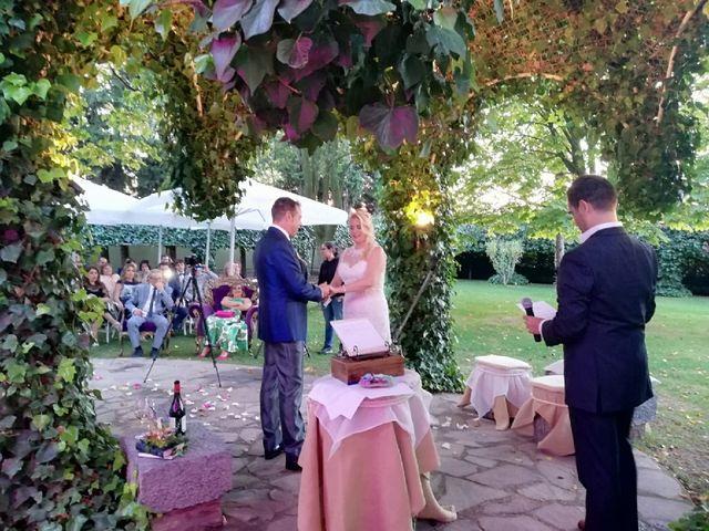 La boda de Gloria  y Toni