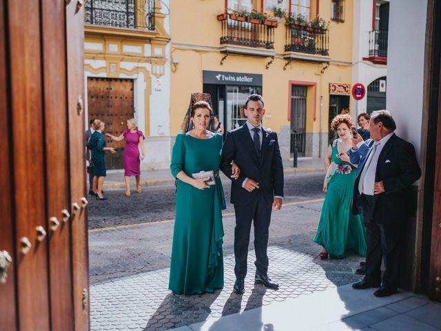 La boda de Javier y Miriam en Camas, Sevilla 37