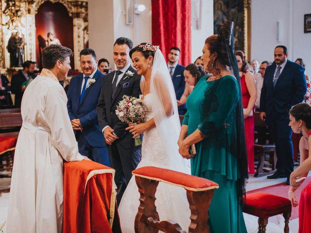 La boda de Javier y Miriam en Camas, Sevilla 42