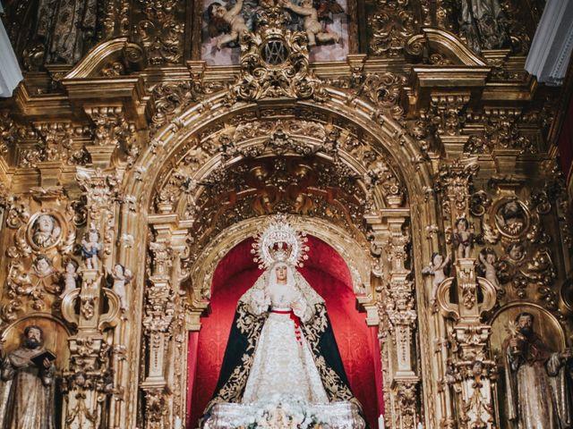 La boda de Javier y Miriam en Camas, Sevilla 43