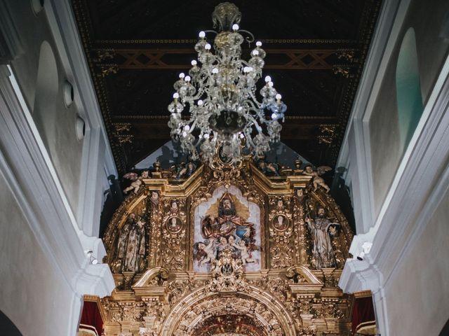 La boda de Javier y Miriam en Camas, Sevilla 44