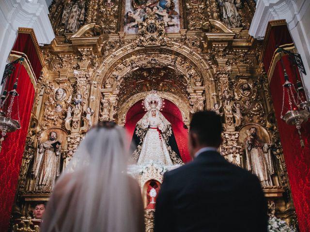 La boda de Javier y Miriam en Camas, Sevilla 46