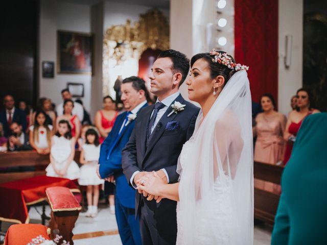 La boda de Javier y Miriam en Camas, Sevilla 47