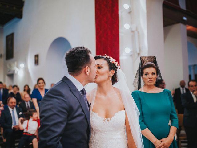 La boda de Javier y Miriam en Camas, Sevilla 48