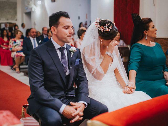 La boda de Javier y Miriam en Camas, Sevilla 49