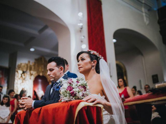 La boda de Javier y Miriam en Camas, Sevilla 51