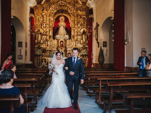 La boda de Javier y Miriam en Camas, Sevilla 52
