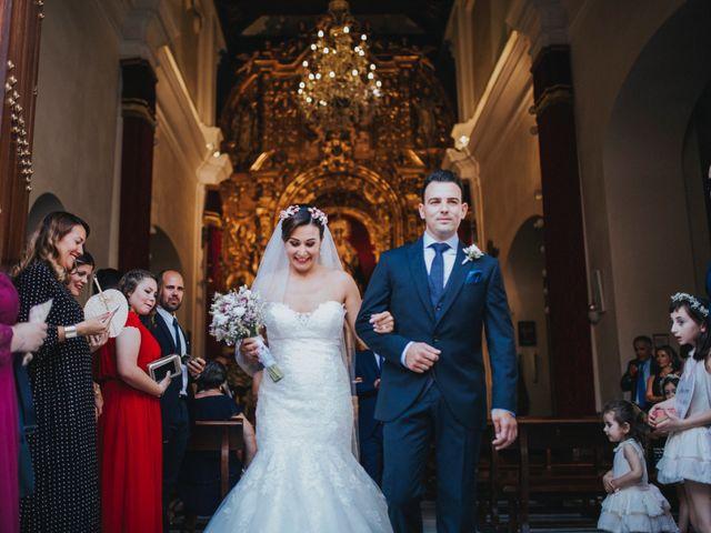 La boda de Javier y Miriam en Camas, Sevilla 53