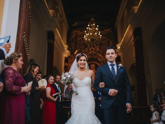 La boda de Javier y Miriam en Camas, Sevilla 54