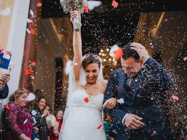 La boda de Javier y Miriam en Camas, Sevilla 55