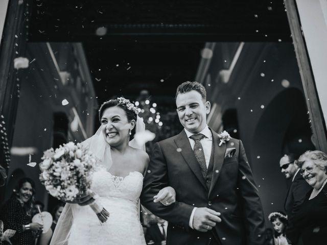 La boda de Javier y Miriam en Camas, Sevilla 58