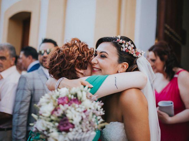La boda de Javier y Miriam en Camas, Sevilla 59