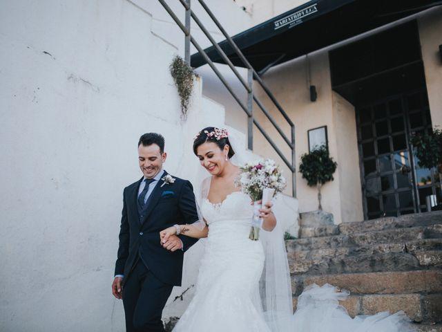 La boda de Javier y Miriam en Camas, Sevilla 61